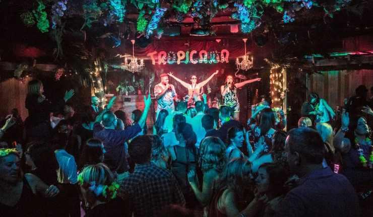 Tropicana Tropical Musical Bingo Brunch