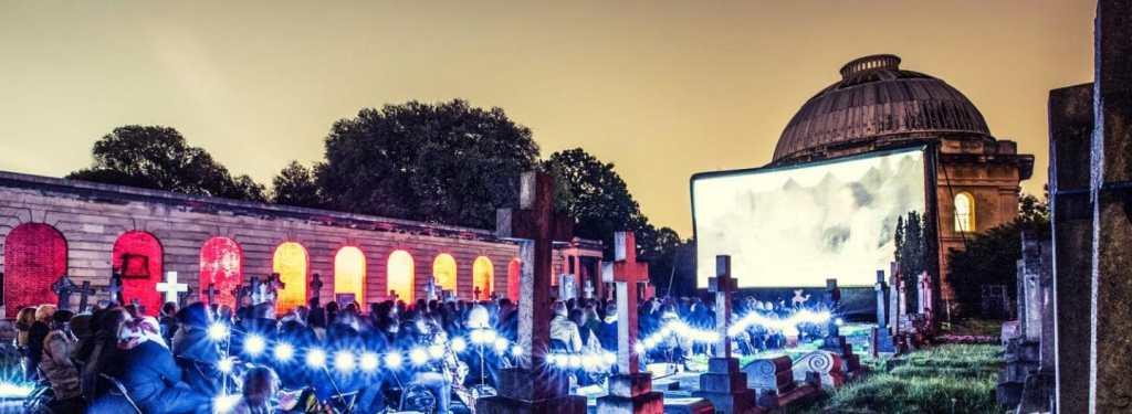 Brompton Cemetery Nomad Cinema