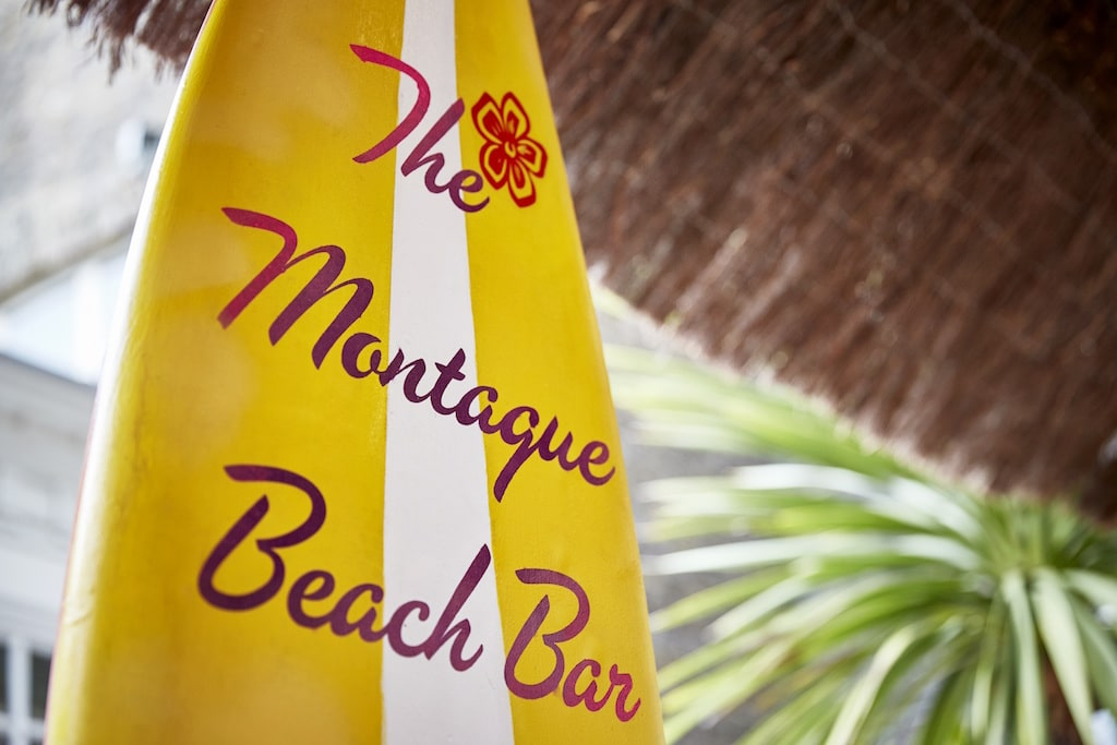 Montague Beach Bar, London Urban Beach