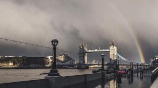 London vigil for London Bridge terrorist attack