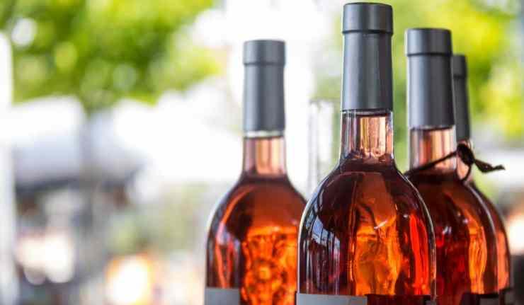 Rose wine festival London