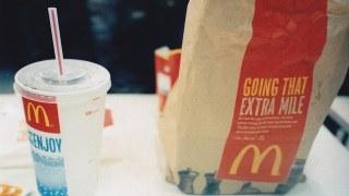 McDonalds Delivery London