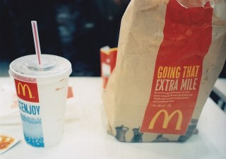 McDonalds Delivery London