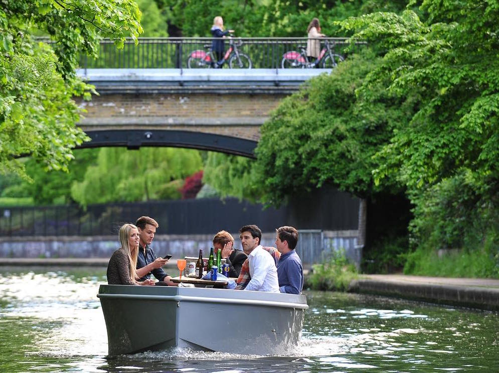 London boat hire - GoBoat LDN