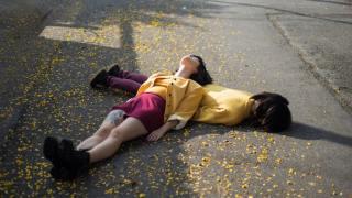 Hurrah for lying down