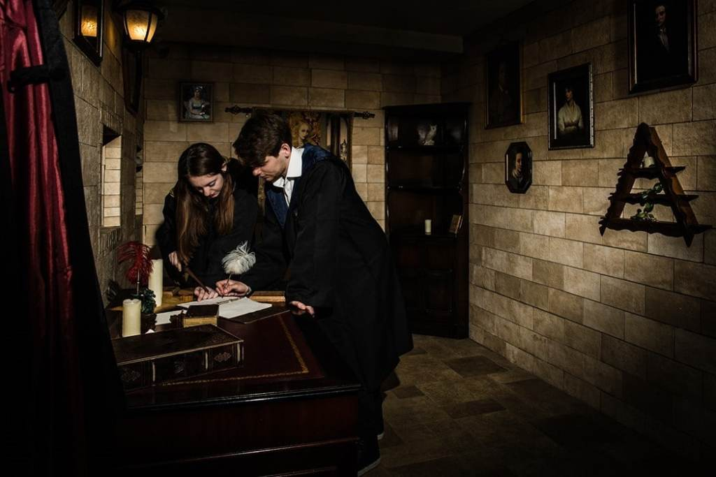 London Escape Room Harry Potter