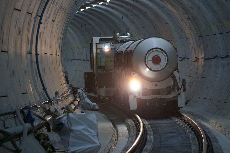 Concrete Shuttle Crossrail