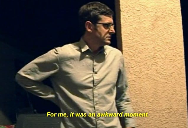 Louis Theroux No Context
