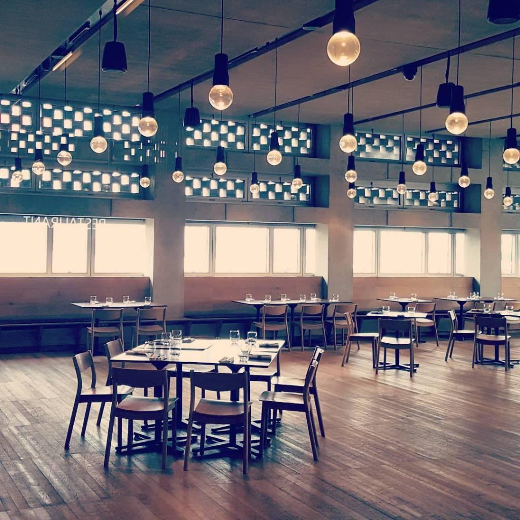 Tate Modern Restaurant, Switch House