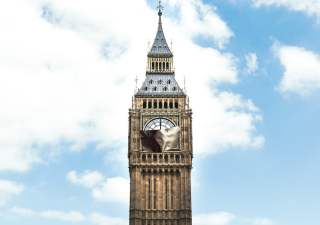 Big Ben Bongs Silenced