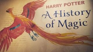 Harry Potter exhibit