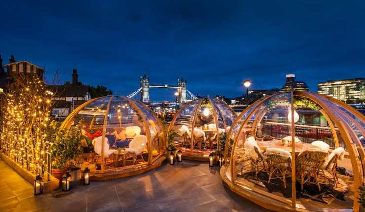 Best Food Kensington London