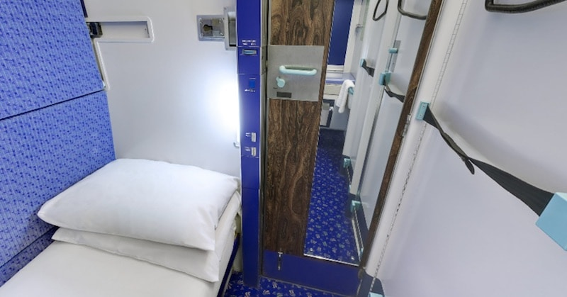 Caledonian Sleeper Beds