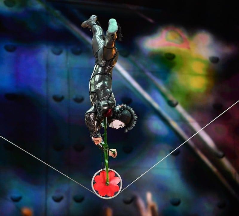 Cirque du Soleil London