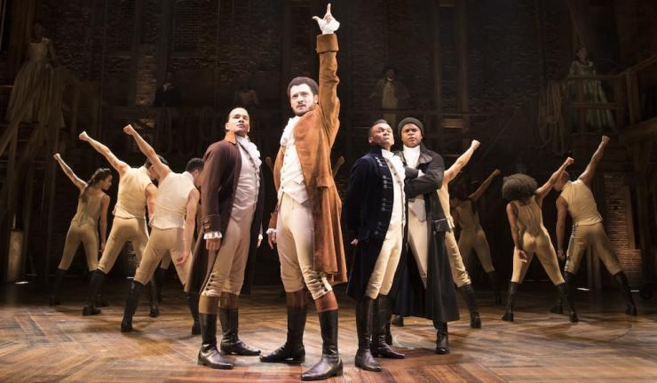 Hamilton London Reviews