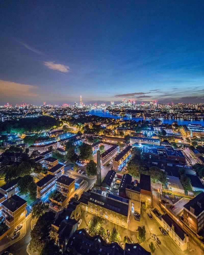London viewpoint skyline Instagram