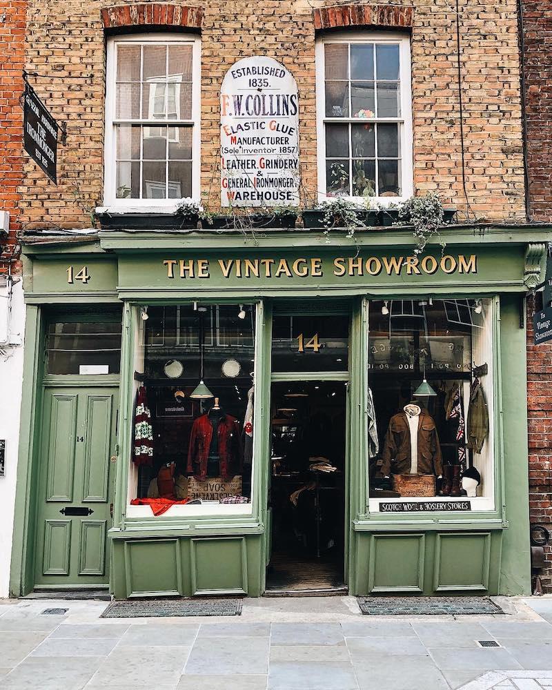 Vintage Showroom Seven DIals