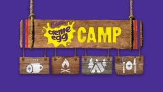 Creme Egg Camp