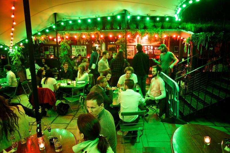 Four Thieves Pub Clapham London