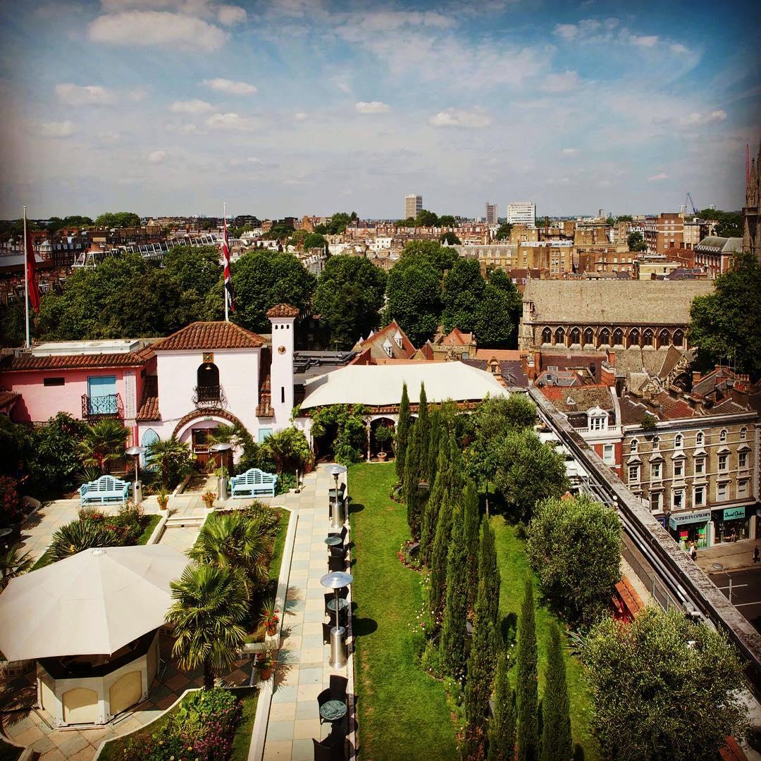 Kensington Roof Gardens