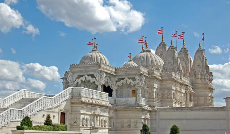 Swaminarayan Temple, Neasden, London