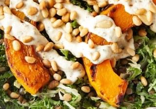 Vegan dishes Pret Itsu Leon and EAT