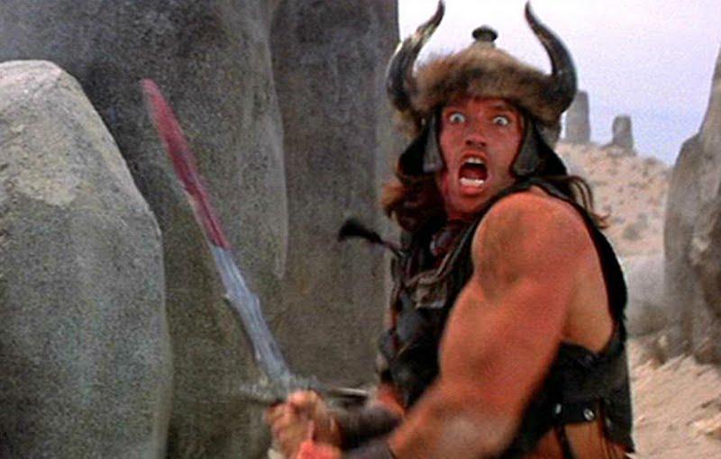 Conan The Barbarian Arnie