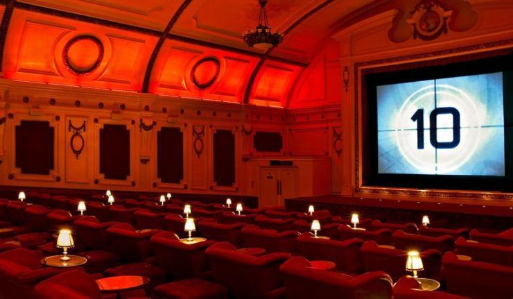 Electric Cinema Beds London