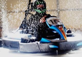 Ice Karting London