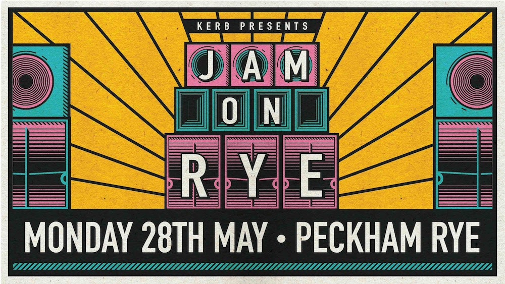 Jam On Rye Music Festival London