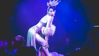 Burlesque London Show Photo