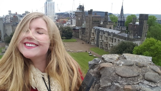I love castles. Can you tell?