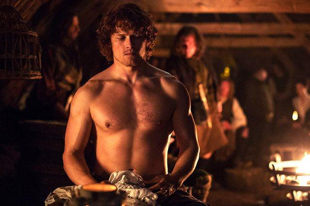 Altro che Christian Grey, qua abbiamo Jamie Fraser | Outlander 1×09