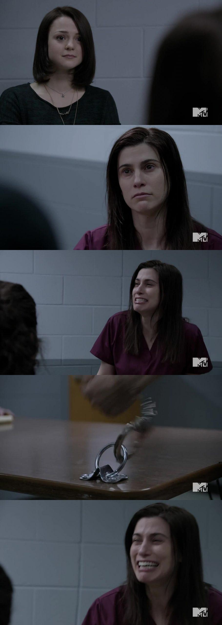 Psycho Lori o fa solo finta? | 2×04 Finding Carter