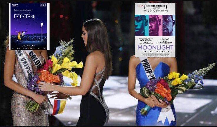 EPIC FAIL agli Oscars 2017 – Moonlight vince come migliore film e non La La Land. Viola Davis, Emma Stone e gli altri vincitori
