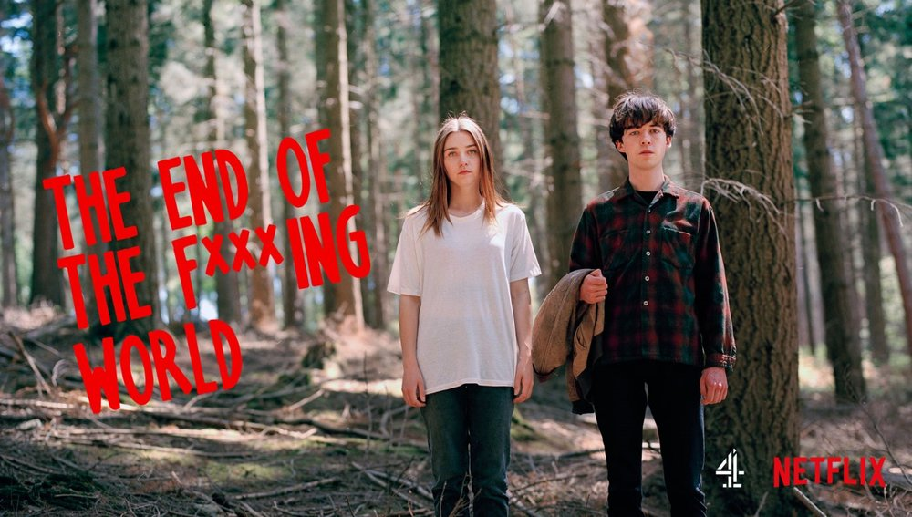The End of the F***ing World: la fine di una serie tv strana