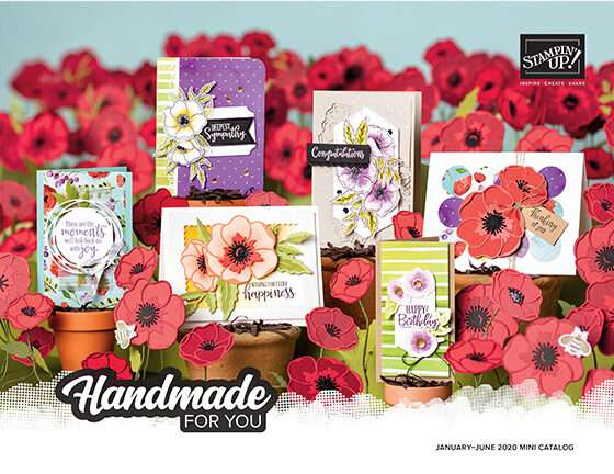 Stampin' Up! Mini Catalog