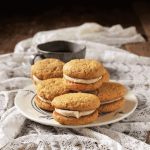 Mango Butter & Ginger Whoopie Pies