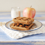 Maple-Nut Pie Wafflewich