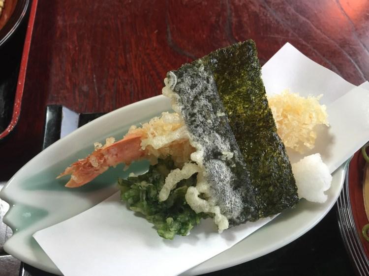 tempura dish