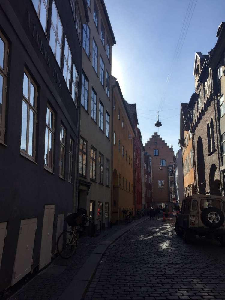 Copenhagen street - Weekend in Copenhagen