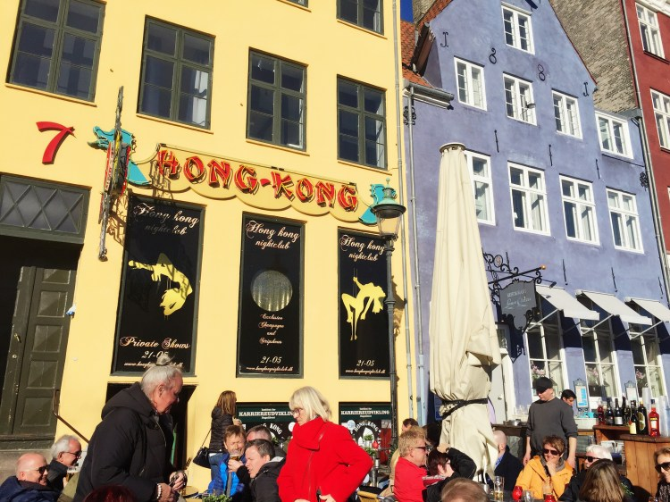 Nyhavn - Weekend in Copenhagen