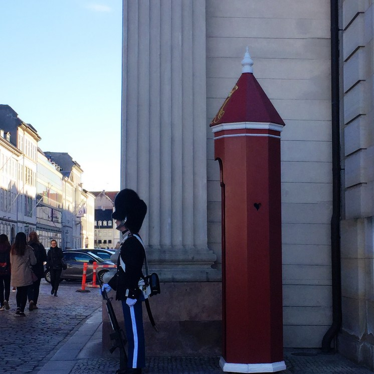 Swedish Royal guard - Weekend in Copenhagen