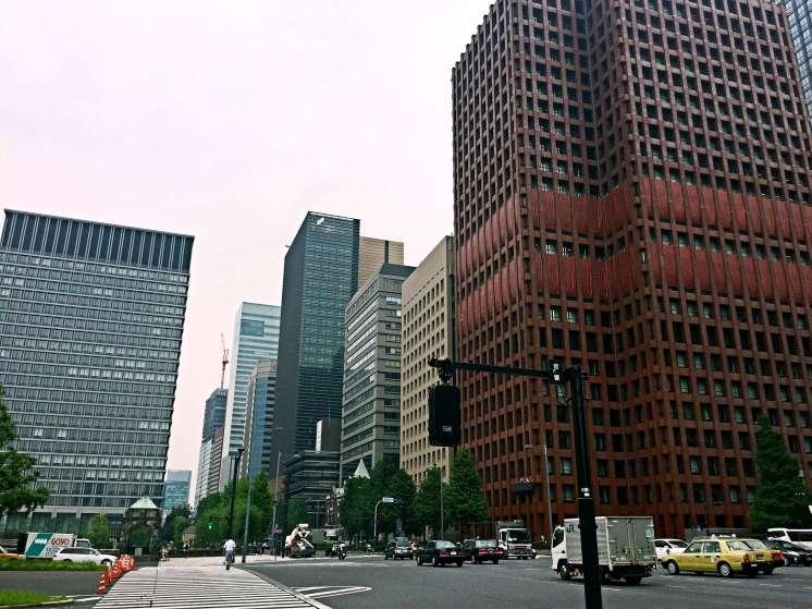 Marunouchi - Tokyo itinerary