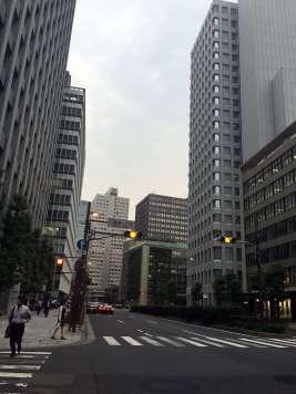 Nihonbashi - Tokyo itinerary