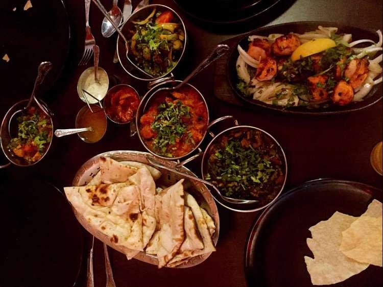Sitara buffet