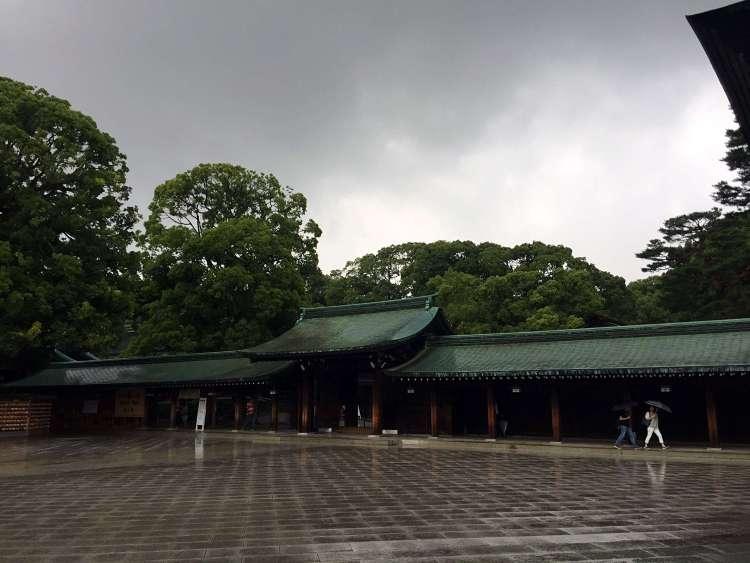 Shrine buildings