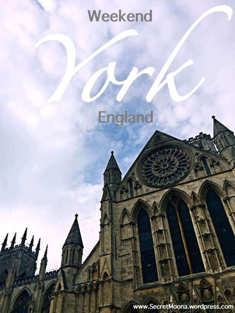 Weekend in York