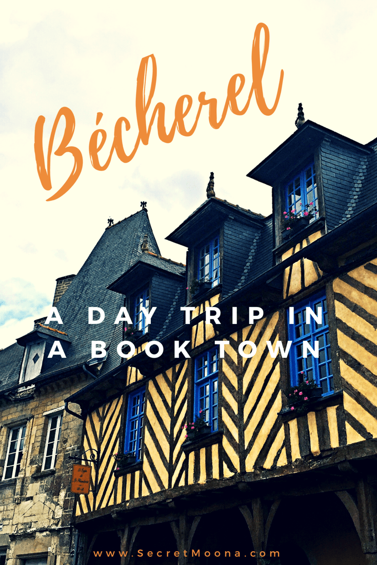 Bécherel - book town