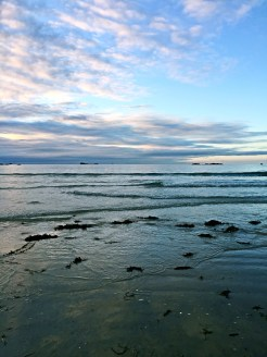 Sea with beautiful sky - Weekend in Saint-Malo